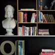 Ibsens Hotel - Library - Book shelves