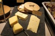 Ibsens Hotel - cheese from knuthenlund