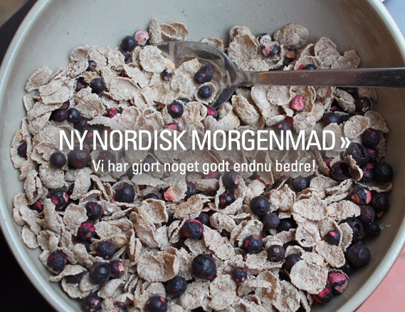 Ny Nordisk morgenmad